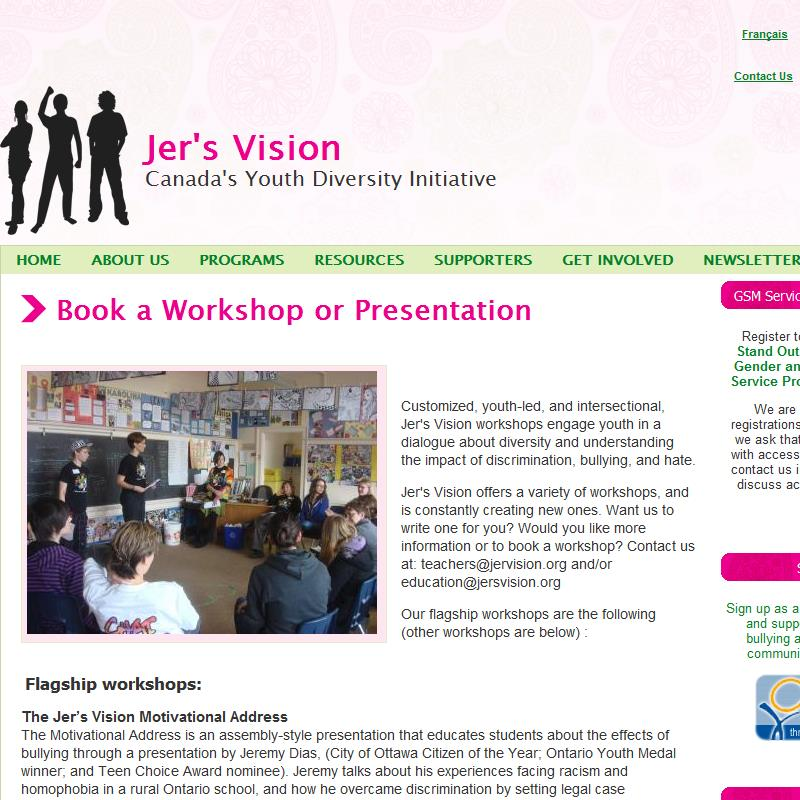 Diversity and Discrimination Workshops